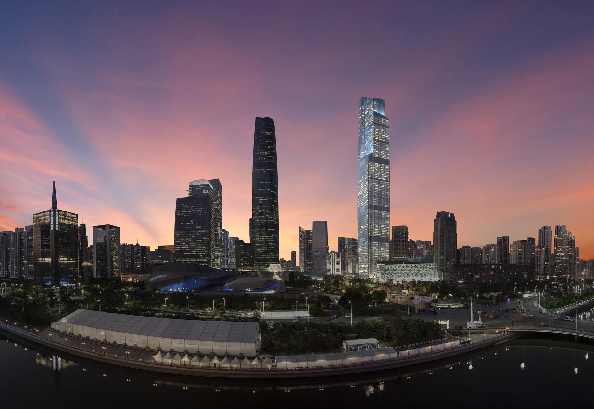 再相见_广州珠江新城国际甲级办公楼 | 广州 K11 ATELIER